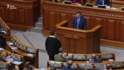 Рада дозволила притягнути до відповідальності Савченко (відео)