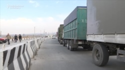 Shorter Delays Across Kyrgyz-Kazakh Border