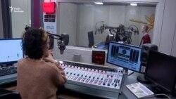Олександр Кольченко на Радіо Свобода у Празі
