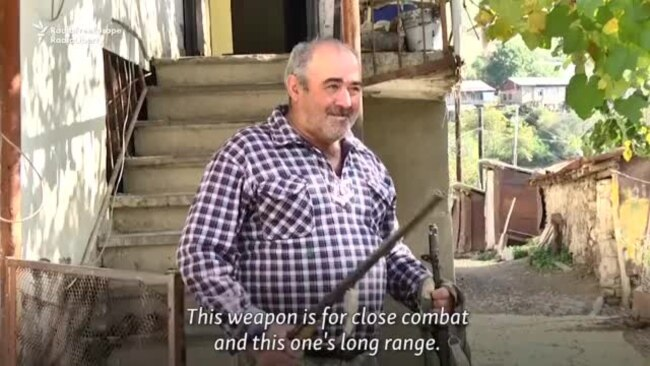 A Bitter Past: Memories Of Old Conflict Make Peace Elusive In Nagorno-Karabakh