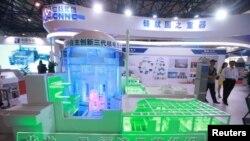 """""""Hualong One"""" (""""Кытай ажыдаары – 1"""") өзөктүк реактору. 29.4.2017."""