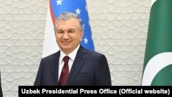 Шавкат Мирзиёев, президенти Узбекистон