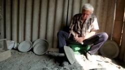 Georgian 'Ketsi' Maker Fears Stone Craft Will Vanish With Him