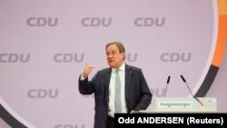 Армин Лашет, новый лидер ХДС