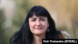 Журналистка Джоанна Лиллис. Алматы, 18 февраля 2021 года.