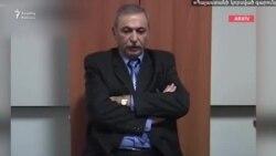 Ermənistanda dqaxili qoşunların rəisi 2008-ci ilin mart hadisələrinə görə tutuldu