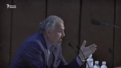 Министрді айыптаған Жаманқұловты әртістер сөкті