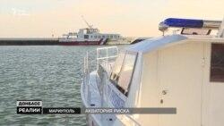 Провокації Росії в Азовському морі