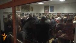 У Менску закрылася кнігарня «Галіяфы»