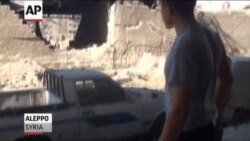 Syrian Rebels Claim To Shoot Down Fighter Jet