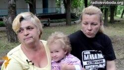Три багатодітні родини втекли з Донеччини й оселилися в Запоріжжі