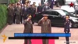 Ռուսաստանը նպատակ ունի Ադրբեջանի հետ ռազմաքաղաքական դաշինք ձևավորել