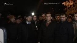 12 imayeci ve altı saat mahkeme: Kürbedinovnıñ davası nasıl baqıldı (video)