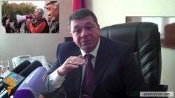 «Ոստիկանները ոչ օրինաչափ չեն գործել». ՀՀ ոստիկանապետ