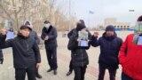 Активиста забрали из СИЗО в больницу. Его сторонники не верят в попытку суицида