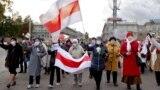 Главное: марши и протесты в Беларуси