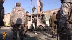 11.12.2014 Бомби во Авганистан, јајца против активистите во Русија