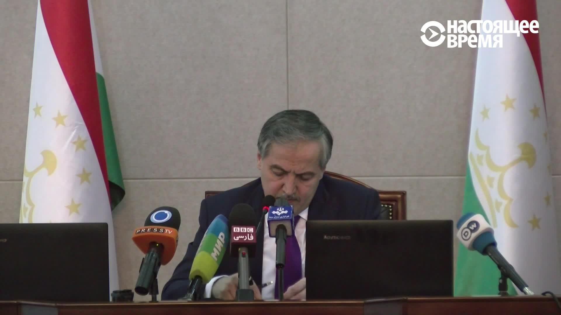"""МИД Таджикистана: """"Россия сегодня"""" не ответила на наши вопросы"""