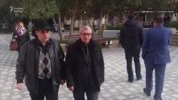 """""""Leyla Yunus yemək yeyə bilmir"""""""