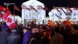 Мицкоски: Почнуваме борба за нова зора за татковината