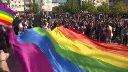 'Parada ponosa' u Prištini