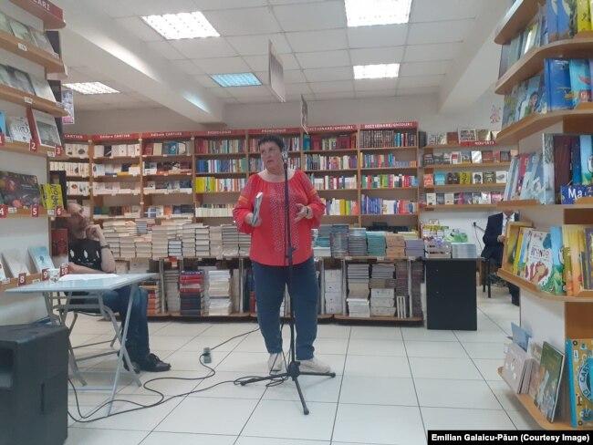 Journaliste Valentina Ursu