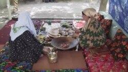 Две сестры по обе стороны Пянджа нашли друг друга