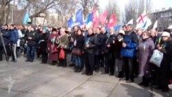 Дніпропетровці вимагають люстрації і вшановують Героїв Майдану