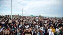 Սևամորթ Ֆլոյդի սպանությանը հաջորդած զանգվածային շարժումը՝ Թրամփի նախագահության լրջագույն ճգնաժամ