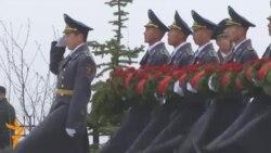 Примирје во Нагорно Карабах, комеморација во Киргистан