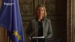 EU Condemns Suspected Chemical Attack In Syria