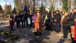 У Празі вшанували пам'ять загиблих Героїв «Небесної Сотні»