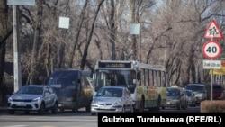 Бишкек. 2021-жылдын февраль айы.