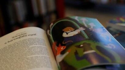 """Knjiga za decu """"Zemlja čuda je za svakoga"""""""