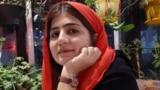Iranian civil rights activist Sepideh Gholian (file photo)
