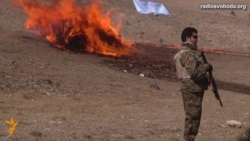 Світ у відео: У столиці Афганістану знищено 20 тонн наркотиків