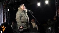 Митинг на Пушкинской: Евгений Доровин