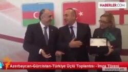 Վրաստանը, Թուրքիան և Ադրբեջանը միակարծիք են Ղարաբաղի հարցում