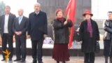 Коммунисттер Октябрь революциясын эскеришти