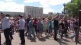 Масові акції на підтримку затриманого мера Хабаровська – відео від 11 липня