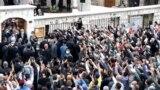 Bosnia and Herzegovina -- Turkish president Recep Tayyip Erdogan in Sarajevo, August 27, 2021.
