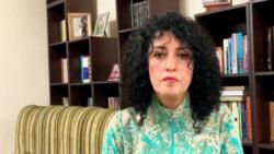مصاحبه با نرگس محمدی
