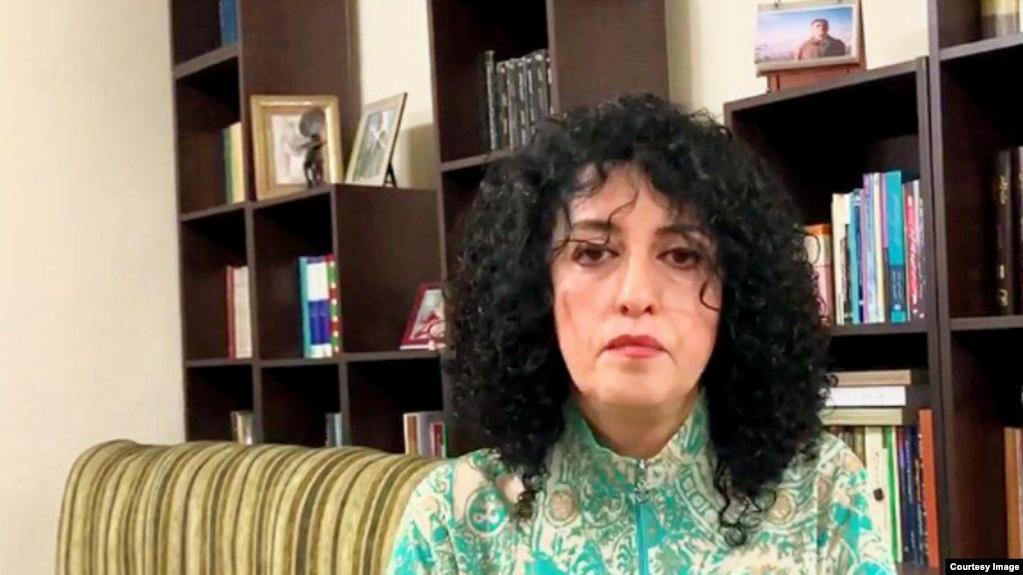 نرگس محمدی: ریاستجمهوری ابراهیم رئیسی را بر نمیتابم