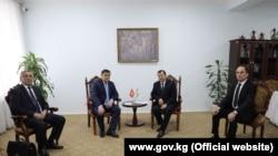 Переговоры делегаций Таджикистана и Кыргызстана прошли в таджикском городе Гулистон