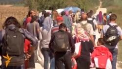 Балкански кавги околу мигрантите
