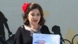 Тақдими ҷоизаи ба номи Бӯриннисо Бердиева дар Душанбе. 8-уми марти 2021