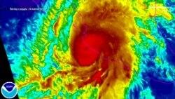 Ураган Патрісія у Мексиці послабшав (відео)