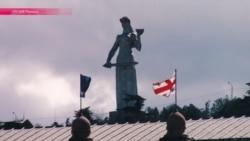 """В Грузии переписывают положение о браке, """"отсекая"""" секс-меньшинства"""
