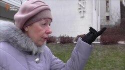 Бійці полку «Азов» не допустили проведення форуму «За окремий регіон Слобожанщина» (відео)