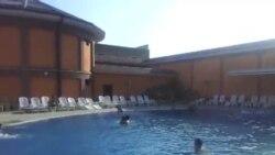 Бухородаги Atlantis pool аквапарки